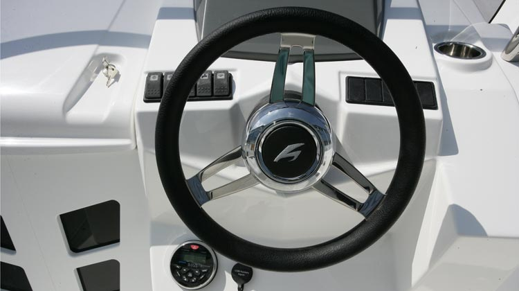Karnic Deluxe steering wheel upgrade