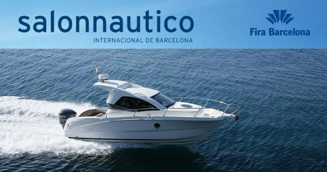 Karnic at Barcelona Boat Show, Stand E540, 10-14 October 2018