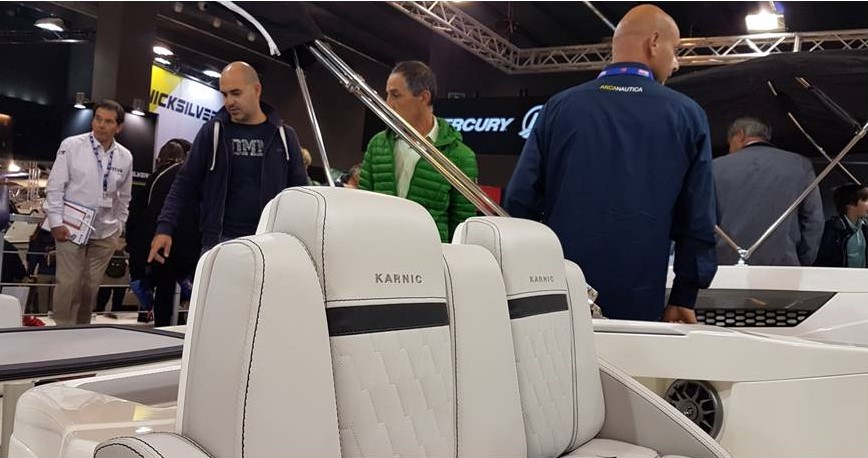 Karnic to attend most major Fall Boat Shows, September-December 2019