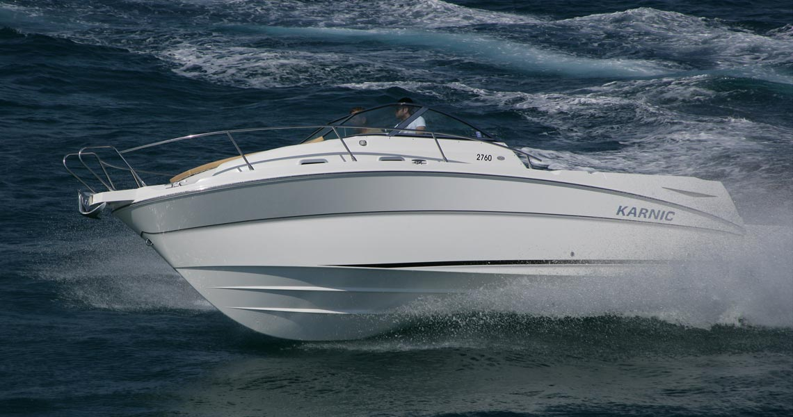 1. Efficient and High Performance Hull Shape